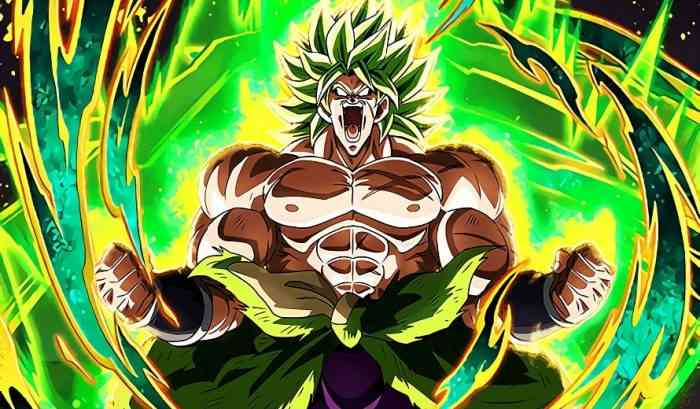 Bandai Namco Drops Broly (DBS) Trailer for Dragon Ball FighterZ | COGconnected