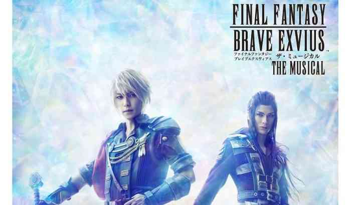 Final Fantasy Brave Exvius Musical