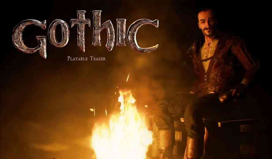 Gothic Remake Moves Into Development Following Player Feedback