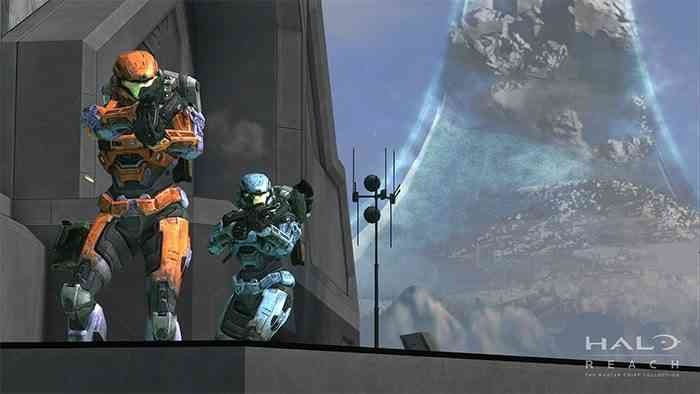 Halo reach infinite