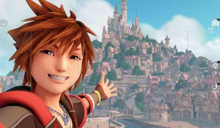 Kingdom Hearts 3 Photo Mode