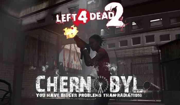 Left 4 Dead 2 Chernobyl