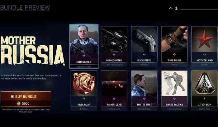 Modern Warfare Players