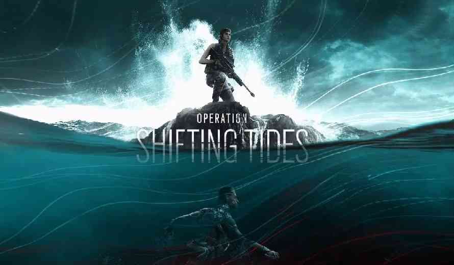 Rainbow Six Siege: Operation Shifting Tides is Out Now | COGconnected