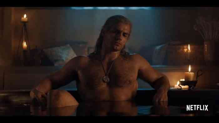 netflix witcher gaming collaborations