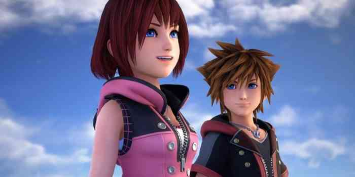 Kingdom Hearts 3 DLC ReMind Available for Pre-Order
