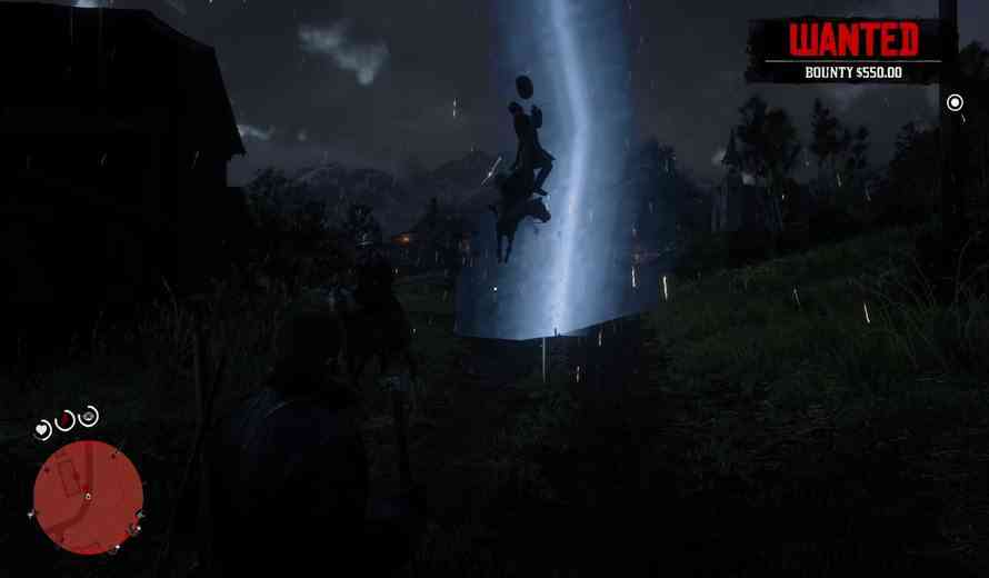 RDR2 Mod Turns the Tomahawk Into Thor's Hammer