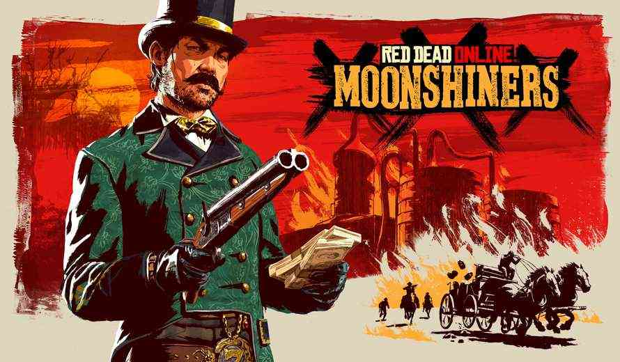 Red Dead Online Update Will Bring a New Moonshiner Role