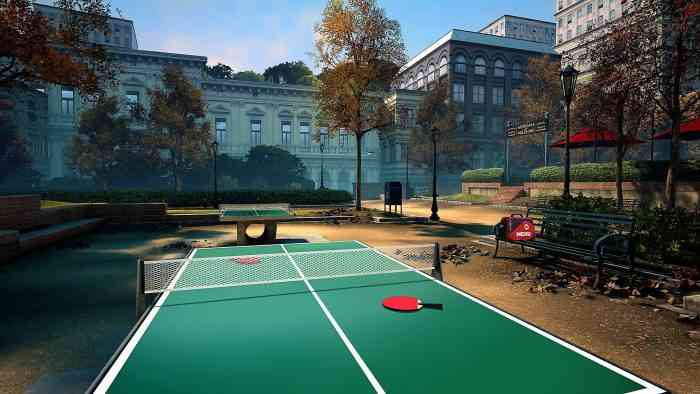vr ping pong pro top