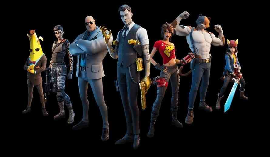 Fortnite Chapter 2 Season 2 Is Spy vs Spy... And Deadpool? | COGconnected
