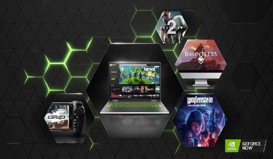 Admist Chaost, Game Streaming Service GeForce NOW Announces That Over 1,500 Games Have Signed up - COGconnected