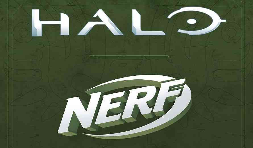 Iconic Halo Nerf Guns Will Be Released By Hasbro This Year | COGconnected