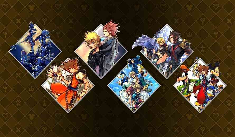 Kingdom Hearts HD 1.5 & 2.5 ReMIX Has Xbox One Release Date | COGconnected