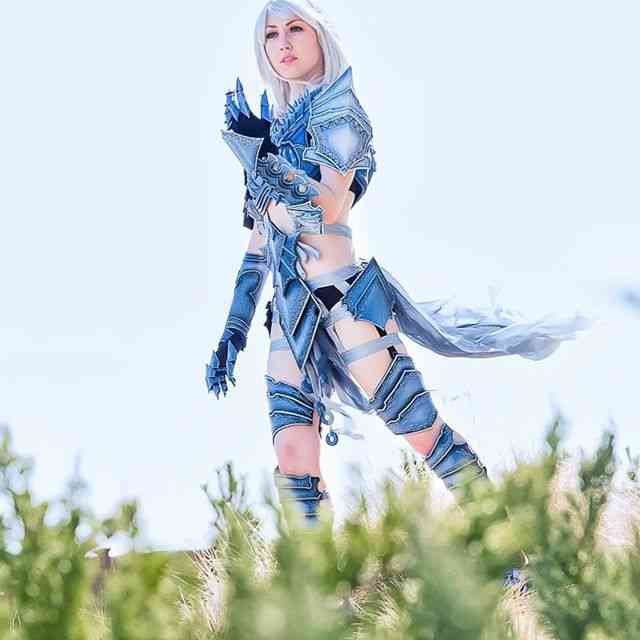 Enayla Cosplay Will Warm Your Heart in These Frigid Months