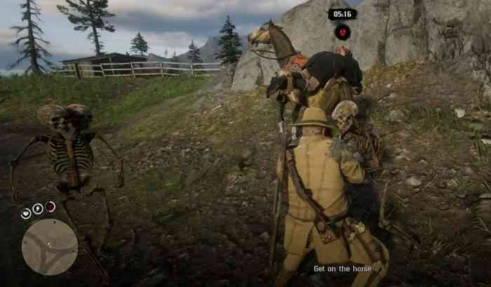 Red Dead Redemption 2 Hackers