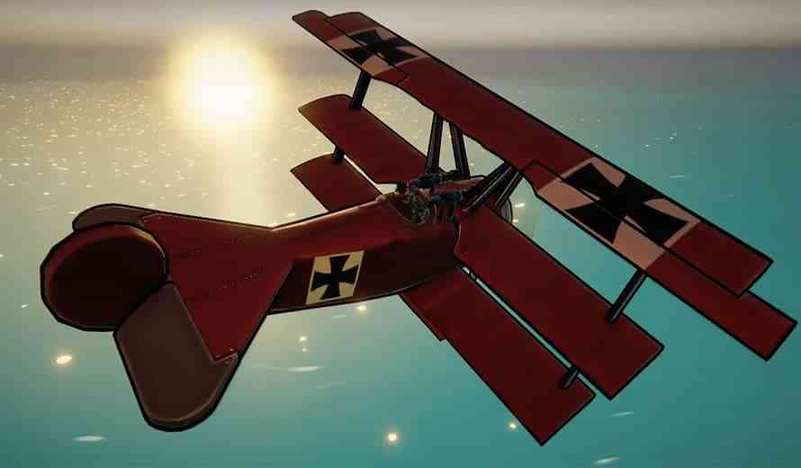 Red Wings: Aces of The Sky Official Trailer Drops - COGconnected