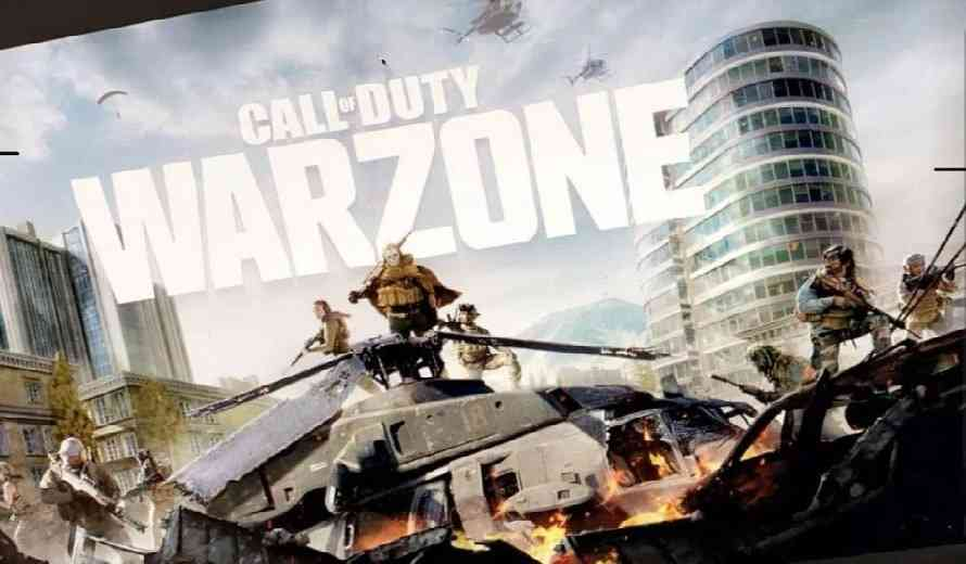 Call Of Duty Modern Warfare Battle Royale Titled Call Of Duty: Warzone?
