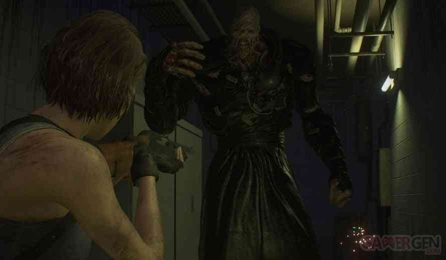 Leaked Resident Evil 3 Remake Images Show Off Nemesis & More | COGconnected