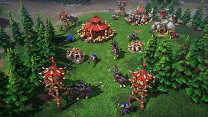 Warcraft III: Reforged Icy Reception
