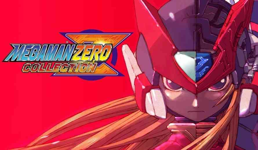 Mega Man Zero/ZX Legacy Collection Review - Blue Bomber B-Sides | COGconnected