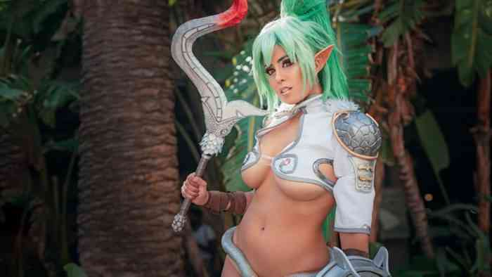 Khainsaw Cosplay