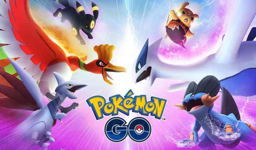 Pokémon GO update