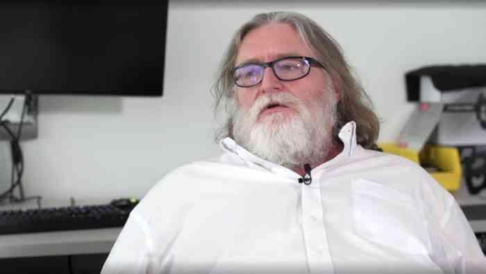 Gabe Newell Matrix