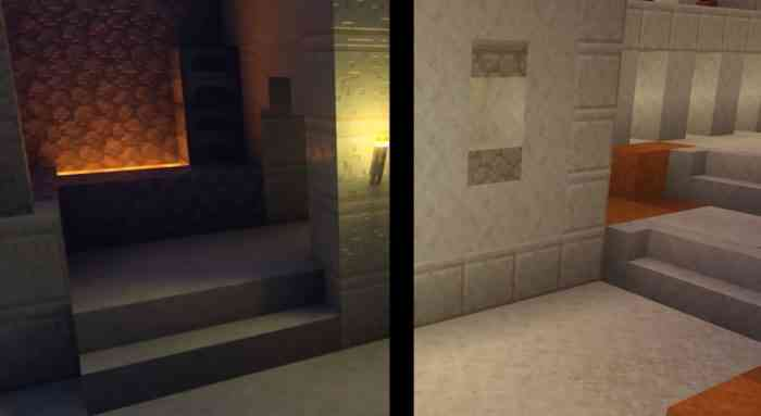 Minecraft raytracing
