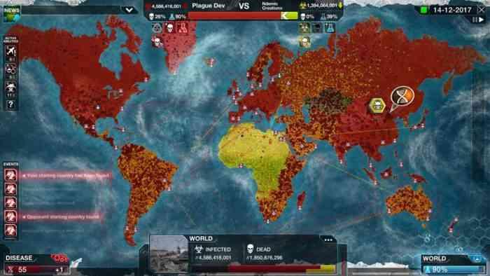 Plague Inc. Save the World Mode