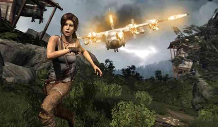 Lara Croft Fortnite Crossover