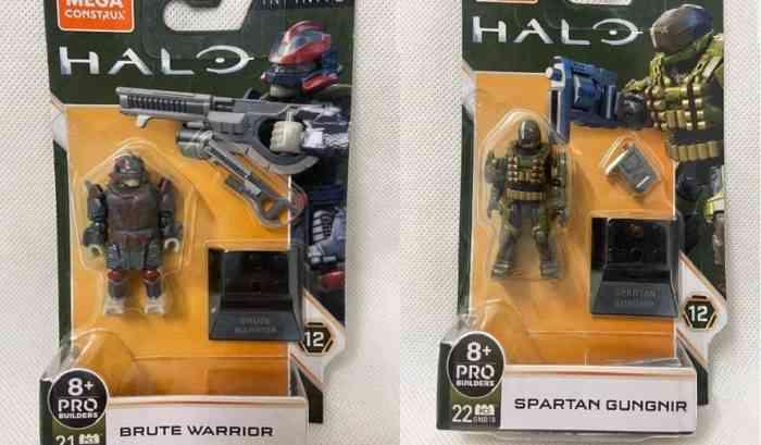 Halo Infinite Toys