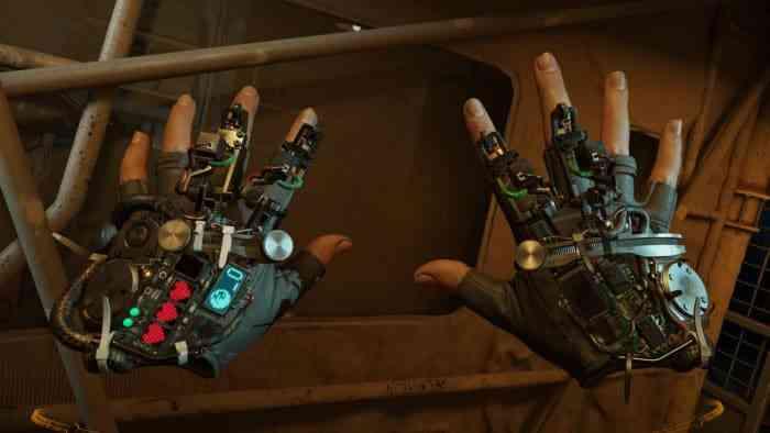 half life alyx gloves
