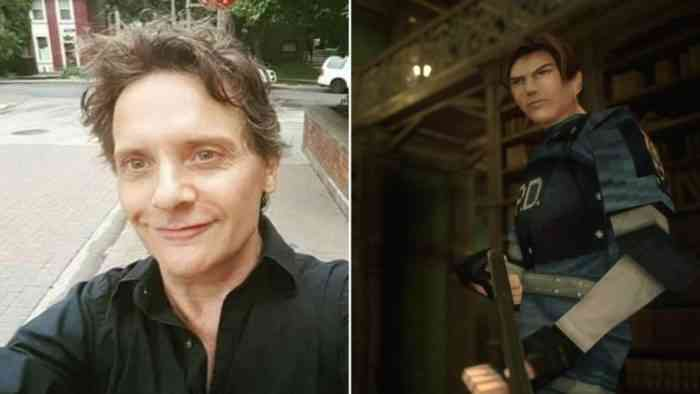 Resident Evil 2 Voice Actor Passes Away At Age 56 Cogconnected
