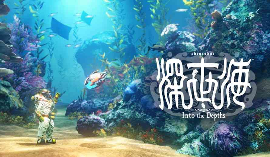 Shinsekai: Into The Depths Review - Darling It's Better, Down Where It's Wetter | COGconnected
