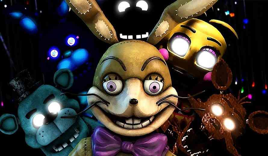 Five Nights at Freddy's: Help Wanted Is on the Nintendo Switch