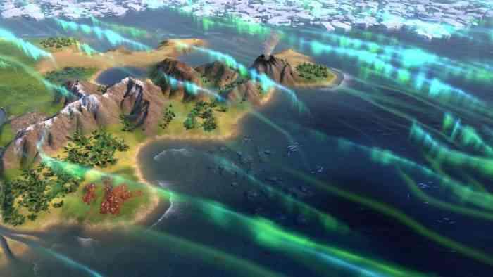 civilization 6 new frontier aurora