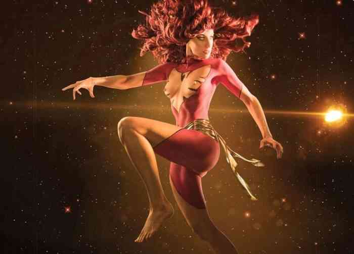 Dark Phoenix Cosplay