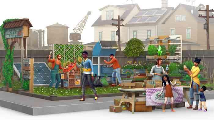 The Sims 4: Eco Lifestyle