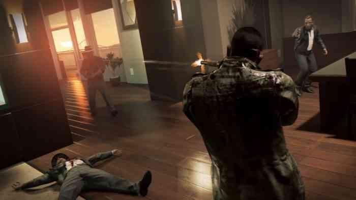 Mafia 3 penthouse shootout