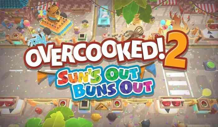 Overcooked 2 DLC