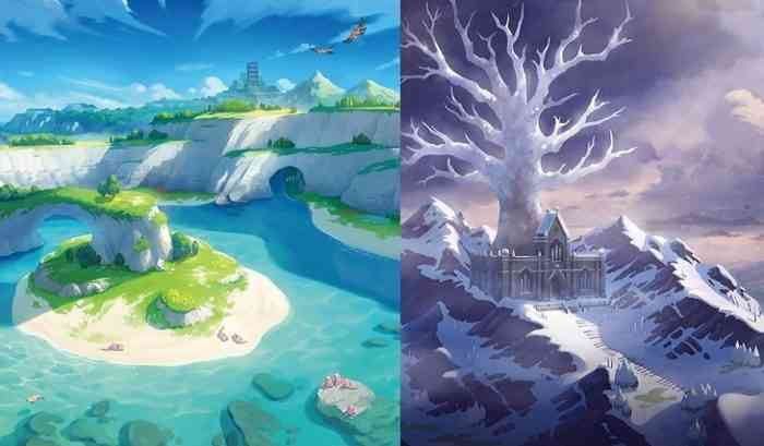 Pokémon Sword and Shield DLC