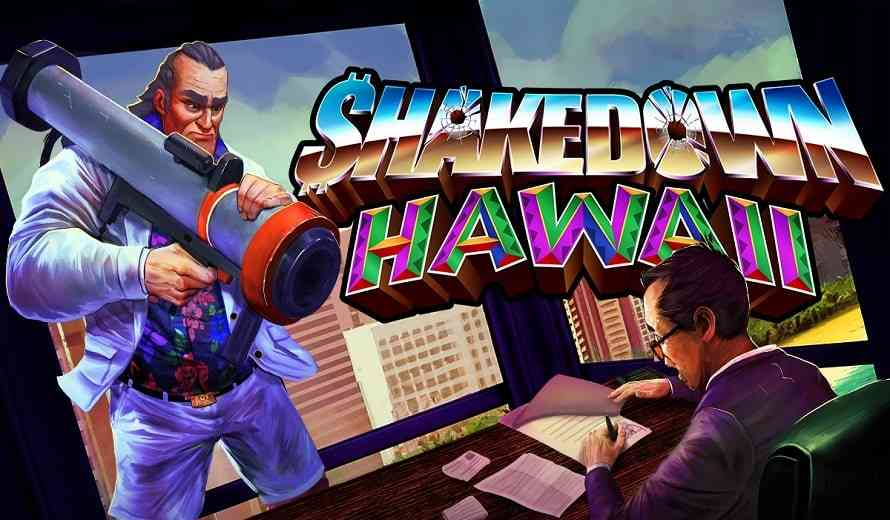Shakedown: Hawaii Is Getting Wii and Wii U Physical Releases | COGconnected