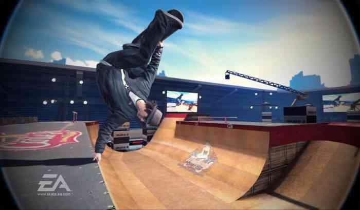 New Skate Game