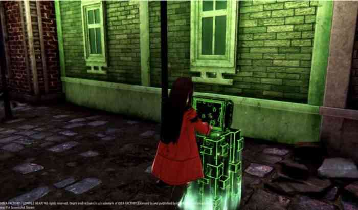 Death End Re;Quest Protagonist Mai