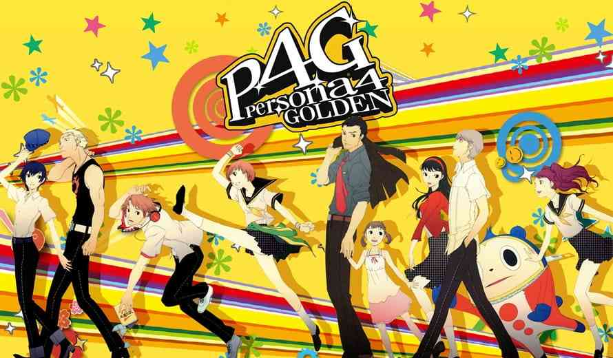 Persona 4 Golden PC Version
