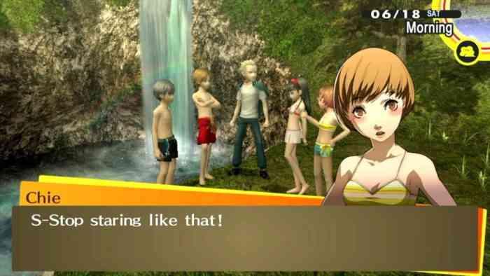 Persona 4 Golden PC Version