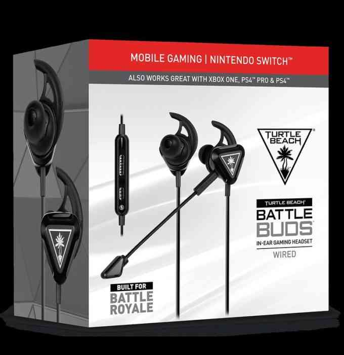 turtle beach battle buds headset