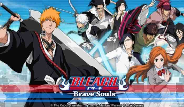 Bleach Brave Souls Best Characters 2021 Bleach: Brave Souls Now Available on PC