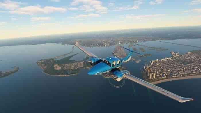 flight simulator top gun maverick delay