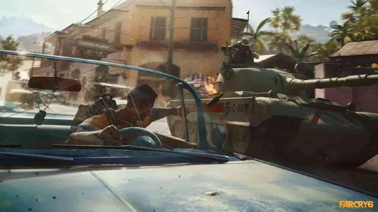 Far Cry 6 Tank